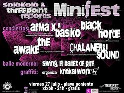 Solokolo-3Point records Mini Fest.